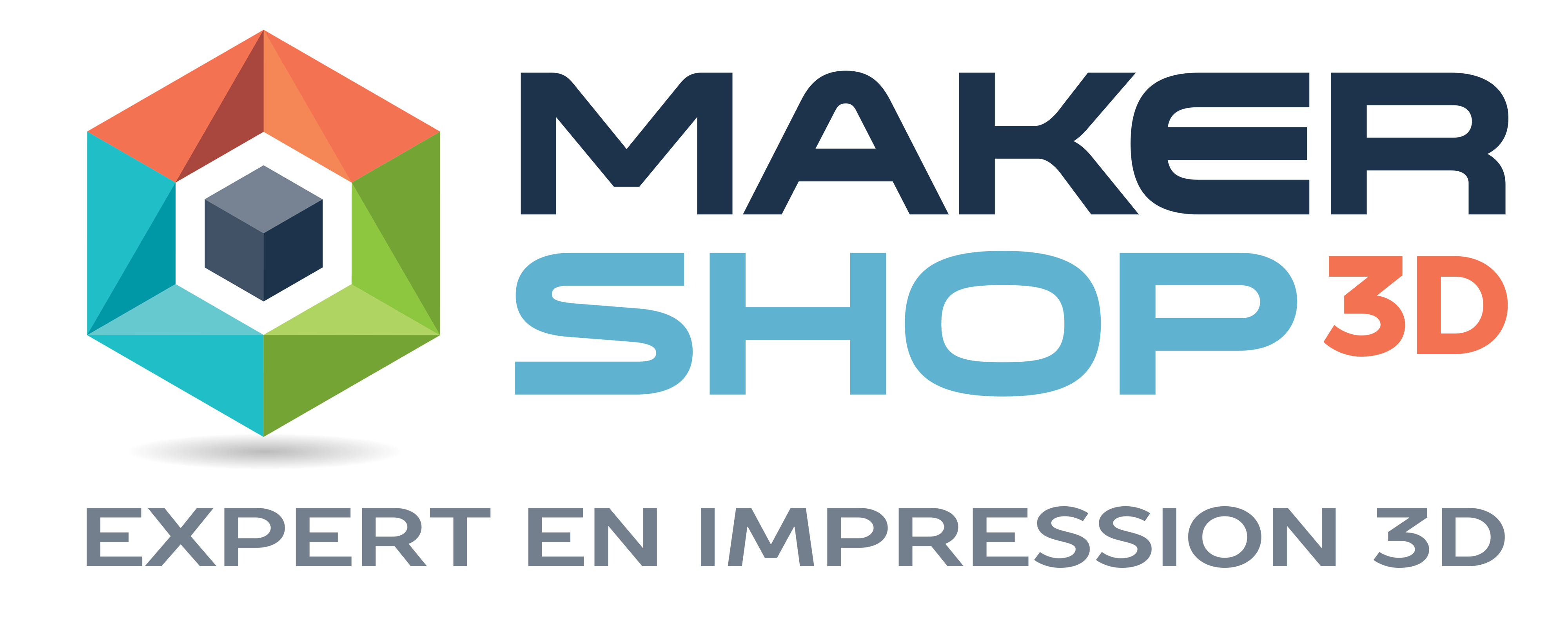 Logo de la société Makershop